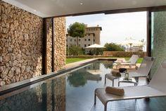 Indoor oder Outdoor? je nach Wahl: Hospes Maricel & Spa, Palma de Mallorca – Escapio.com