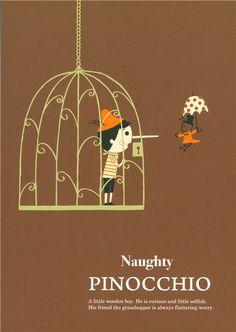 Shinzi Katoh - Pinocchio