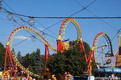 Vienna Prater, Amusement Park Vienna Prater, Amusement Park, Fair Grounds, Travel, Viajes, Trips, Tourism, Traveling