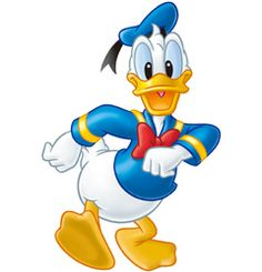 Daisy Duck and Donald Duck