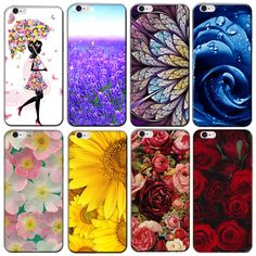 c4532d86692 Luxury Flower Print Case Back Cover for Samsung Galaxy Grand Duos   Grand  Neo Plus Phone Bags Coque Capa