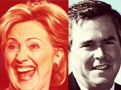 Hillary, Jeb, and Ted Cruz Top List of Candidates Backed by US Weapons-Makers