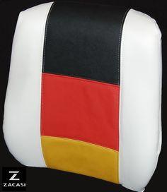 Unser Special zur Europa Meisterschaft unser Deutschlandsitzbezug in gold-rot-schwarz von ZACASi  #seatcover #ZACASi #EuropaMeisterschaft #schwarz #rot #gold #germany