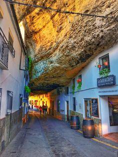 Life Is An Adventure, Adventure Travel, Beautiful Sites, Beautiful Places, Places To Travel, Places To Visit, Cadiz Spain, Asturias Spain, Crazy Houses