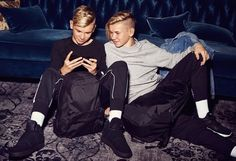 Hasil gambar untuk marcus and martinus photoshoot Marcus Y Martinus, I Go Crazy, M Photos, Star Wars, Perfect Boy, Bambam, Funny Moments, My Boyfriend, Twins