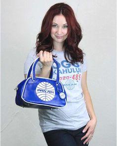 Pan Am Blue Wash Bag!