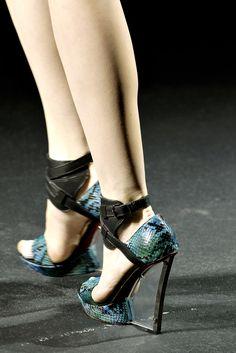 Lanvin shoes.