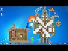 Animation vs. Minecraft (original) - YouTube