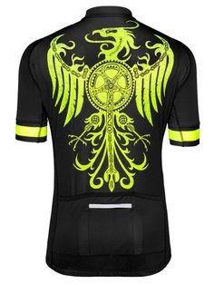 Vintage Eagle Men s Jersey Cycling Bib Shorts 582ba4c33