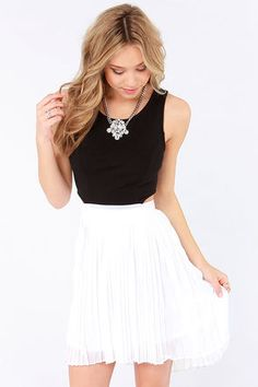 black and white cocktail dresses for juniors 2016 » Free Wedding ...