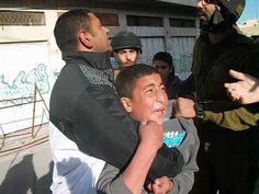 Israeli Forces arrest 8-year-old Palestinian in East Jerusalem (They arrest 2 Children a day on Average) - http://www.juancole.com/2014/12/palestinian-jerusalem-children.html