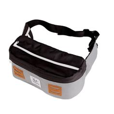 CUB TRAVELER Hip Bag Grey Black, #bags #outdoors #products #backpackerindonesia #explorebandung #vsco #vscocam #hipbags #exploreindonesia #apparel