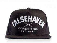 """FALSE HAVEN """"Capital Of"""" Snapback Cap"""
