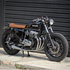 Cafe Racer Nation on