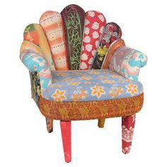I need two of these in my living room.  They will match my skirts.