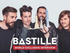 bastille band tour 2017