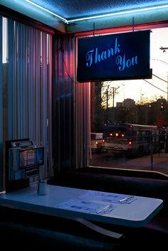 small town diner