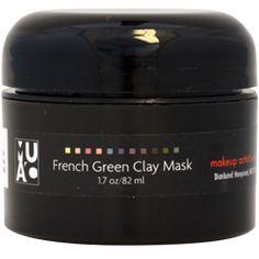 French Green Clay Facial Mask