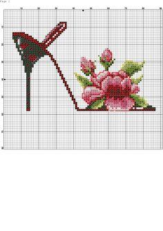 Zz Cross Stitch Flowers, Cross Stitch Patterns, Photo Pixel, Brazilian Embroidery, Stitch 2, Perler Beads, Cross Stitching, Needlepoint, Needlework
