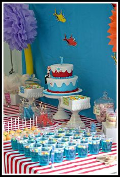 Dr Seuss Birthday Party Ideas | Photo 6 of 20