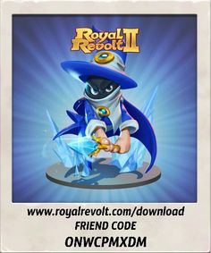 Build your own kingdom and lead your army to victory! https://youtu.be/QWxj-qPPncY  Download Royal Revolt 2 on your mobile device: www.royalrevolt.com/download    Start the game and get an EPIC reward by entering this friend code: ONWCPMXDM