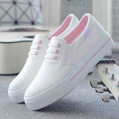 168ca3177a9 Account Suspended. White FlatsWhite Casual ShoesBlue ...