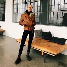 See how everyone on Instagram is styling the Dr. Martens Jadon boots this season. #drmartensboots