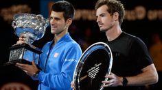 Novak Djokovic derrumbó a Andy Murray y se consagró en el Abierto de Australia | Abierto de Australia, Novak Djokovic, Andy Murray - América