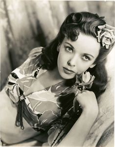 Ida Lupino - Actress & director of films & television.