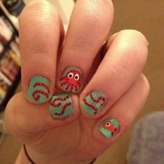 creative nail | http://creativenailsideas.blogspot.com