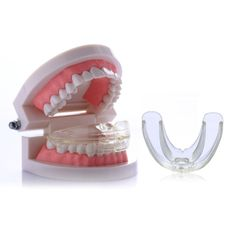 Research of High-tech Dental Transparent Materials Dental Appliance Orthodontic Braces Teeth Orthodontic Retainer Tooth Care