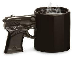 Coffee or shoot me!