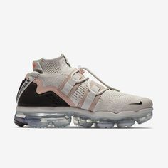 Nike Air Vapormax Flyknit Utility Running Shoe - M 10.5 / W 12 Nike Basketball Shoes, Nike Shoes, Nike Air Vapormax, Men's Outfits, Casual Outfits, Gym Wear, Nike Free, Air Jordans, Running Shoes
