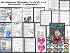 January Poetry Unit