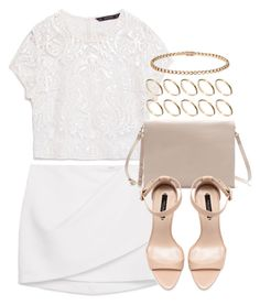 """Style #10015"" by vany-alvarado ❤ liked on Polyvore featuring Zara, ASOS and Cartier"