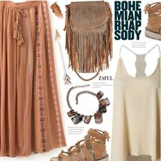 Bohemian Chic Fashion Trends 2017  (34)