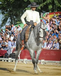 Pedro García Daza con Rigel @edupenafoto #domavaquera #sevilla #sevillahoy #coriadelrio #puebladelrio #doshermanas #lospalaciosyvillafranca #carmona #cordoba #jerez #fei #caballos #horse #andaluciaviva #hinojos #mairenadelaljarafe #huelva #elrocio