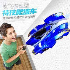 Kinder toys, elektrische fernbedienung wand klettern auto, drahtlose elektrische fernbedienung cars, modell toys, rc cars