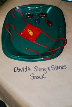david and Goliath crafts | ... when i taught the 1st and 2nd graders the david and goliath bible