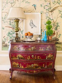 The Chinoiserie Vignette                                                                                                                                                                                 More