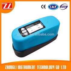 20 / 60 / 85 Degree Intelligent Ink Paint Gloss Detector