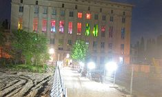 Liberal, disorientating, brutal and beautiful... Berghain. Photograph: mlaiacker...
