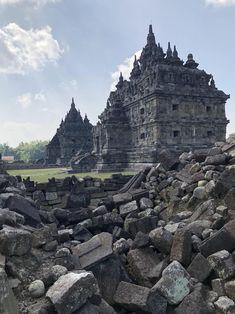 Plaosan Temple Indonesia island of Java - Hellerado - #travel #photography #adventure #amazing #beautiful