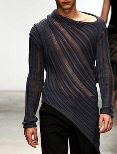 Todd Lynn S/S 2012