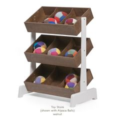 Oeuf toy/book storage