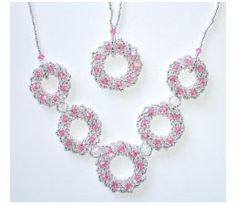 Bridal Bling Pattern by Jeanette Shanigan  http://www.bead-patterns.com/shop/shop.php?method=itemnumber&keywords=16135