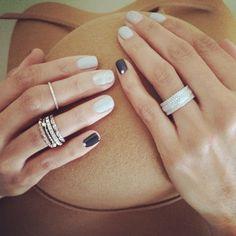 CND Shellac #handmodel#nailart