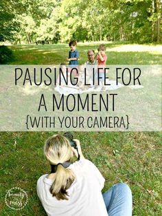 Pausing Life for Just a Moment with the Panasonic LUMIX G7 camera.  Documenting life through pictures has always been a part of my journey...