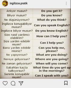 English Language Learning, English Grammar, Learning Spanish, Kids Learning, Vocabulary Journal, Grammar And Vocabulary, Learn English Words, English Lessons, Learn Turkish Language