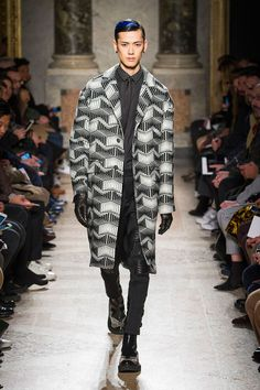 Les Hommes Fall/Winter 2016